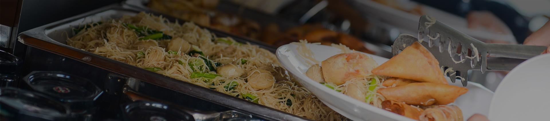 dania cateringowe - organizacja przyjęć i imprez